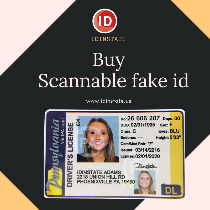 Buy Scannable fake id